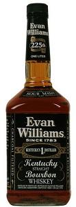 Evan William Black Label Kentucky Straight Bourbon Whiskey