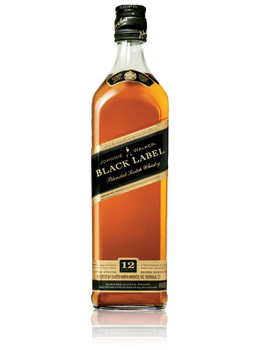 how to drink black label whisky