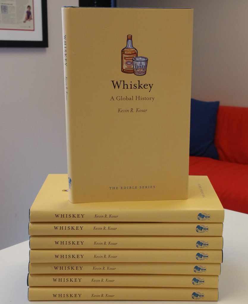 Whiskey A Global History pile