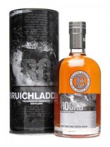 Bruichladdich Rocks Single Malt Scotch Whisky and Bruichladdich Video