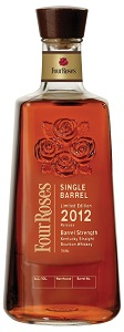 Four Roses Single Barrel Bourbon Limited Edition 2012