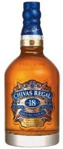 Chivas Regal 18-Year Old Blended Scotch Whisky