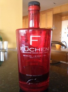 Fuchen Herbal Liqueur