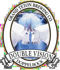 Grand Teton Brewing Co Double Vision Dopplebock