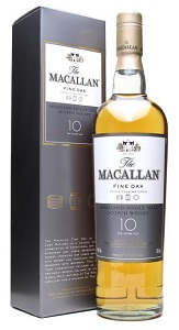 Macallan Fine Oak 10 Year