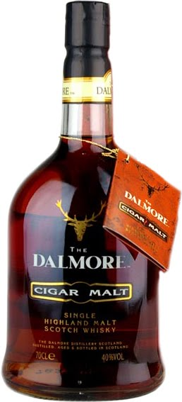 The Dalmore Cigar Malt Whisky