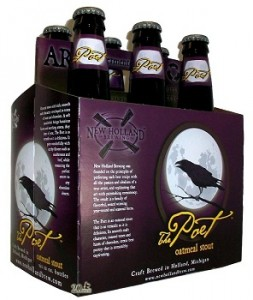 New Holland Brewing Company The Poet Oatmeal Stout