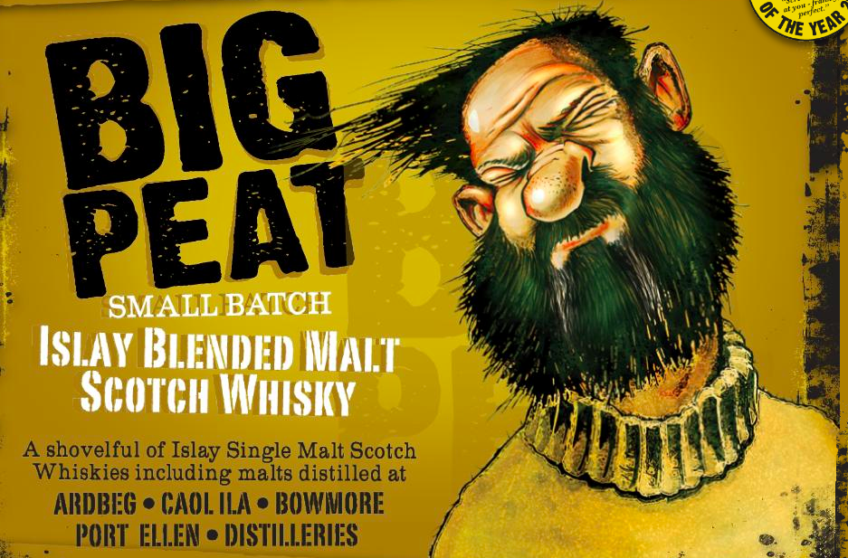 Big Peat Islay Blended Matlt Whisky
