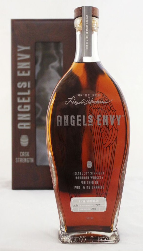 Angels Envy Bourbon Cask Strength