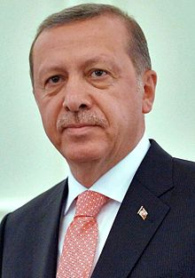 Teetotaling President Recep Tayyip Erdoğan is driving people to illicit drink. Photo credit: Wikipedia.