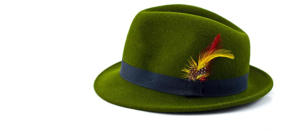 Ben Carnes Green Hat